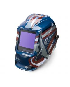 Lincoln Viking 3350 Series All American Auto Darkening Welding Helmet (K3175-2)