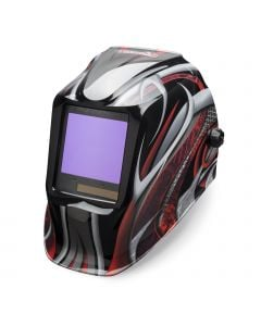 Lincoln Viking 3350 Series Twisted Metal Auto Darkening Welding Helmet
