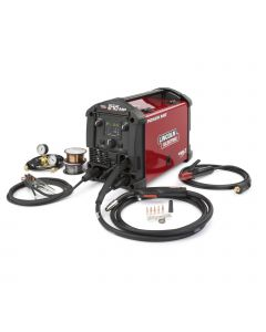 Lincoln Power MIG 210 MP Multi Process Welder (K3963-1)