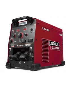 Lincoln Flextec 500 Multi Process Welder (K4091-1)