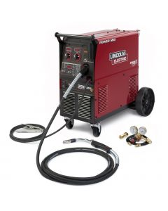 Lincoln Power MIG 350MP MIG Welding Pkg Push (K2403-2)