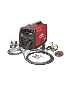 Lincoln Power MIG 140C MIG Welder Pkg (K2471-2)