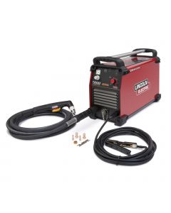 Lincoln Tomahawk 1000 Plasma Cutter with 25 Ft Hand Torch (K2808-1)