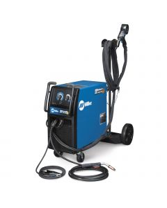Miller Millermatic 212 MIG Welder with Auto-Set and Spool Gun (951177)