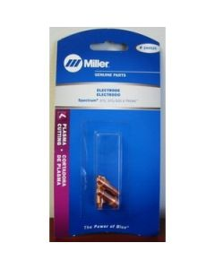 Miller Spectrum Plasma Electrode For XT30/XT40 Torch Pkg/3 (249926)