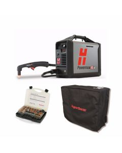 Hypertherm Powermax45 XP Plasma Cutter with 50ft Hand Torch Pkg (088114)