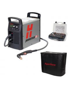 Hypertherm Powermax 65 Plasma Cutter w/25' Hand Torch Pkg (083270)
