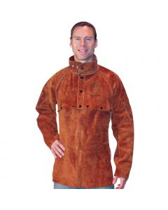 "Tillman 3821 Leather Cape Sleeves with Tillman 3820 20"" Bib"