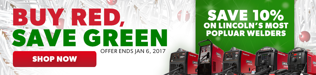 Buy Read, Save Green Lincoln Holiday Promotion